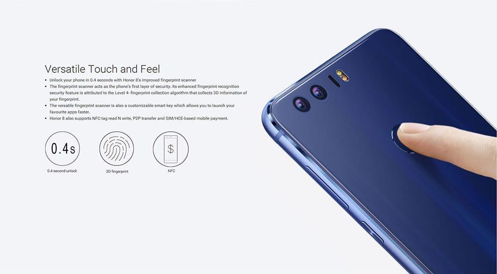 Huawei Honor 8: potente e belíssimo – Tudo em Tecnologia