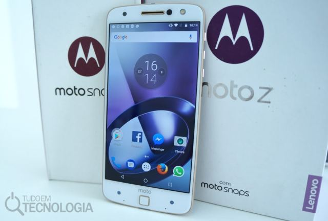 Review Moto Z