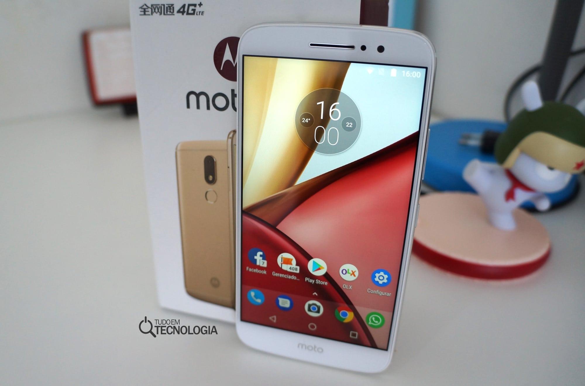 É possível instalar Android 7 0 Nougat no Moto M comprado na China