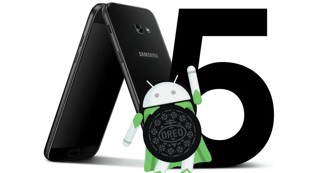 Galaxy A5 2017 64 GB