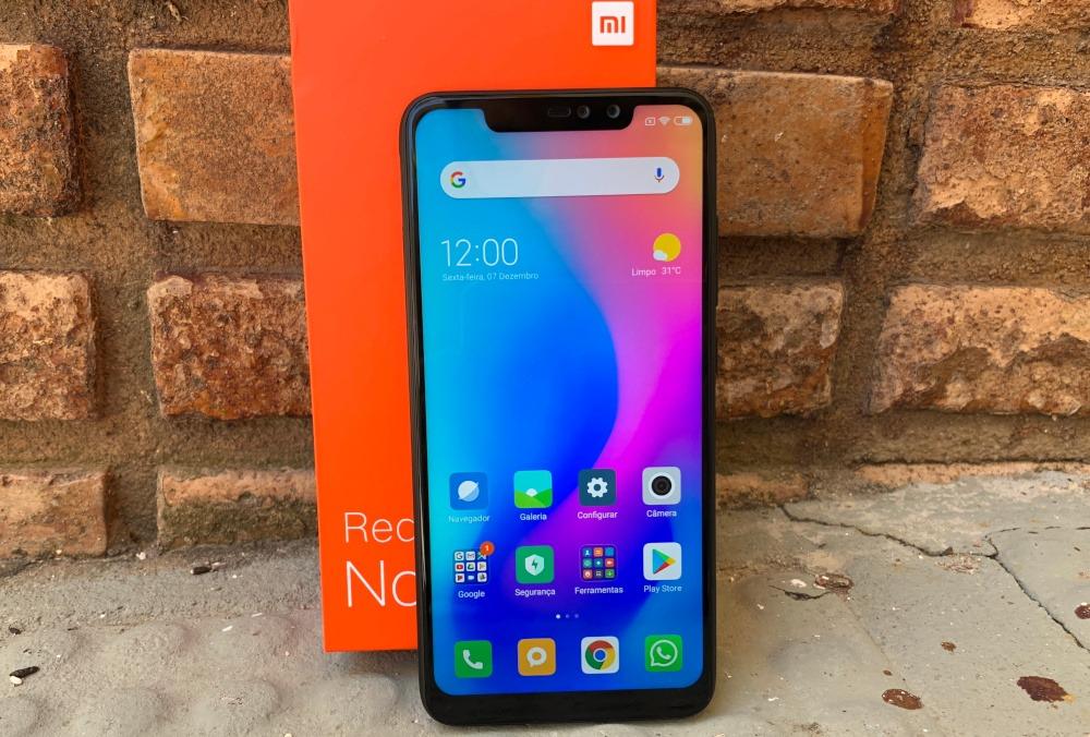 Análise Redmi Note 6 Pro