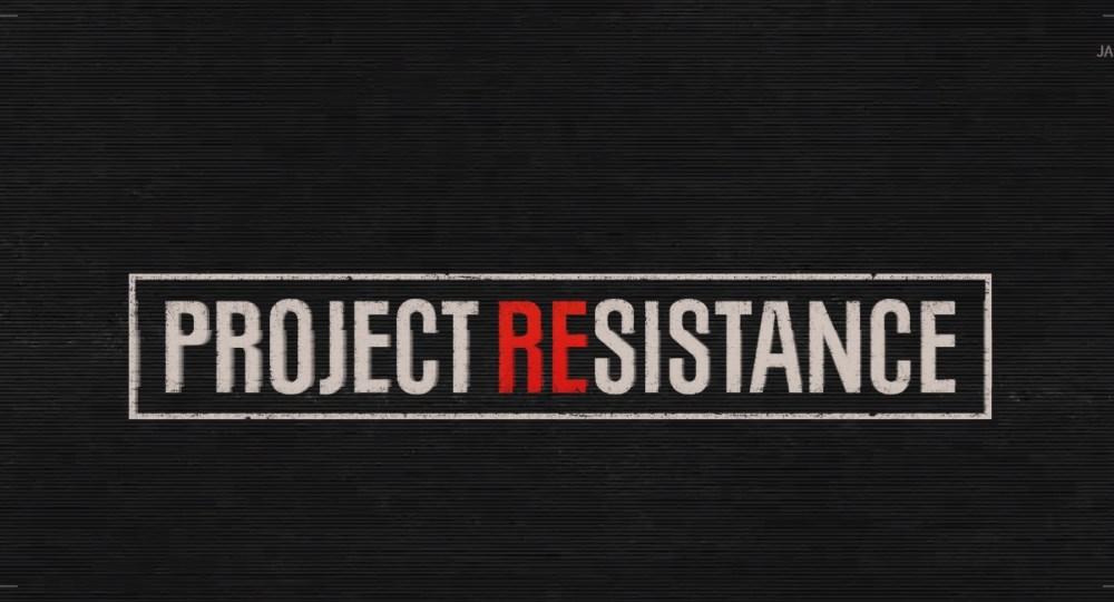 Novo projeto de Resident Evil da Capcom
