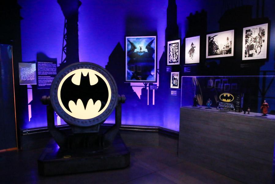 Se você é fã do Batman e está em São Paulo, não deixe de visitar a 'Batman 80'.