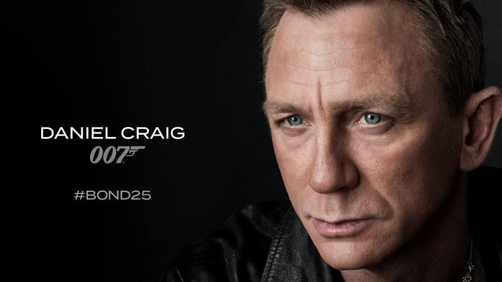Bond 25: Sem Tempo para Morrer' termina filmagens - Tudo Geek
