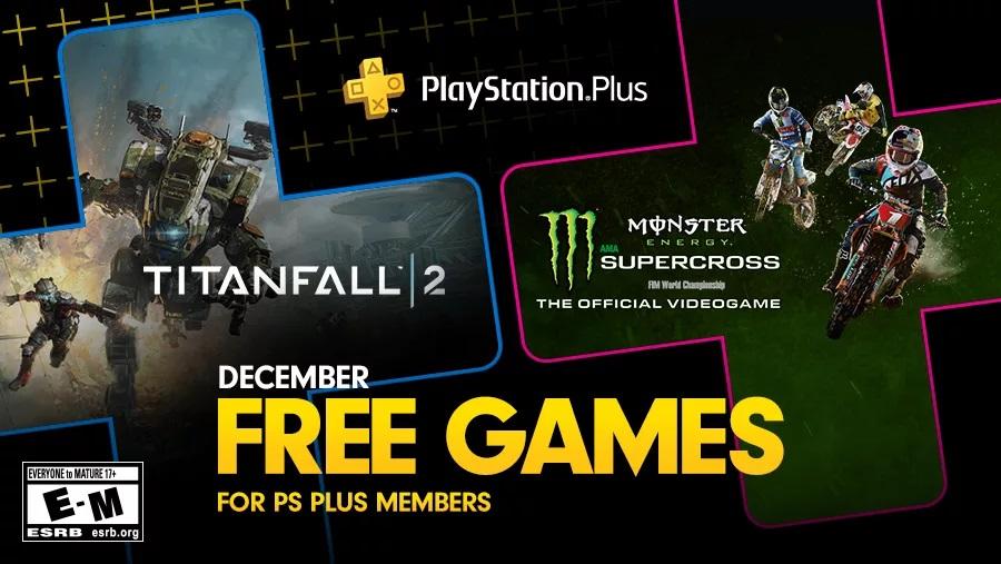 Jogos grátis da PS Plus em Dezembro