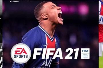 FIFA 21 - Mbappe