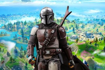 Fortnite Mandalorian