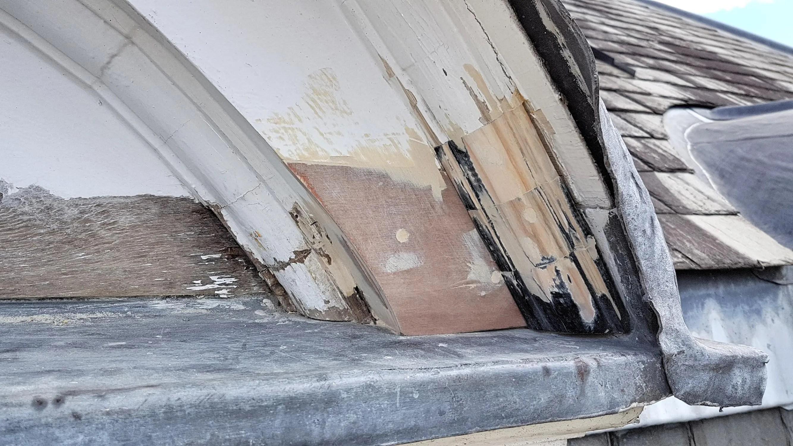 Watergate Mansions Circular Fashier Repair