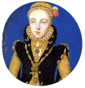 Elizabeth as Queen of England, c. 1565