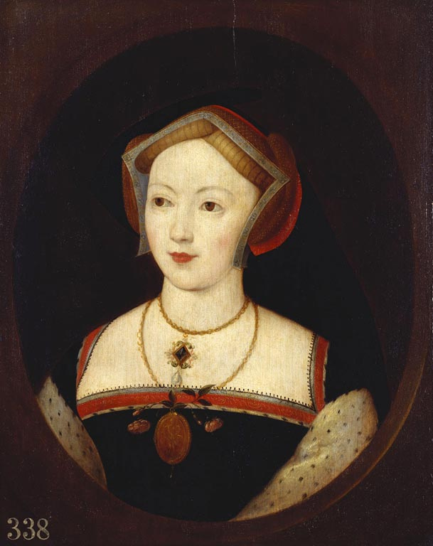 Reported image of Mary Boleyn