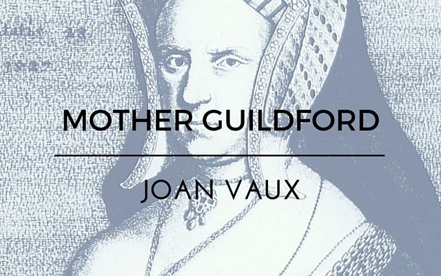 Joan Vaux