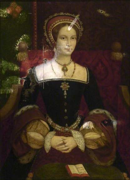 British School; Princess Mary Tudor; The Ashmolean Museum of Art and Archaeology; http://www.artuk.org/artworks/princess-mary-tudor-141535