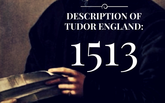 description-of-england-in-1513