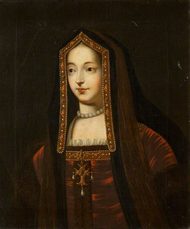 Alexander, Cosmo; Elizabeth of York; The National Trust for Scotland, Mar Lodge Estate; http://www.artuk.org/artworks/elizabeth-of-york-197159