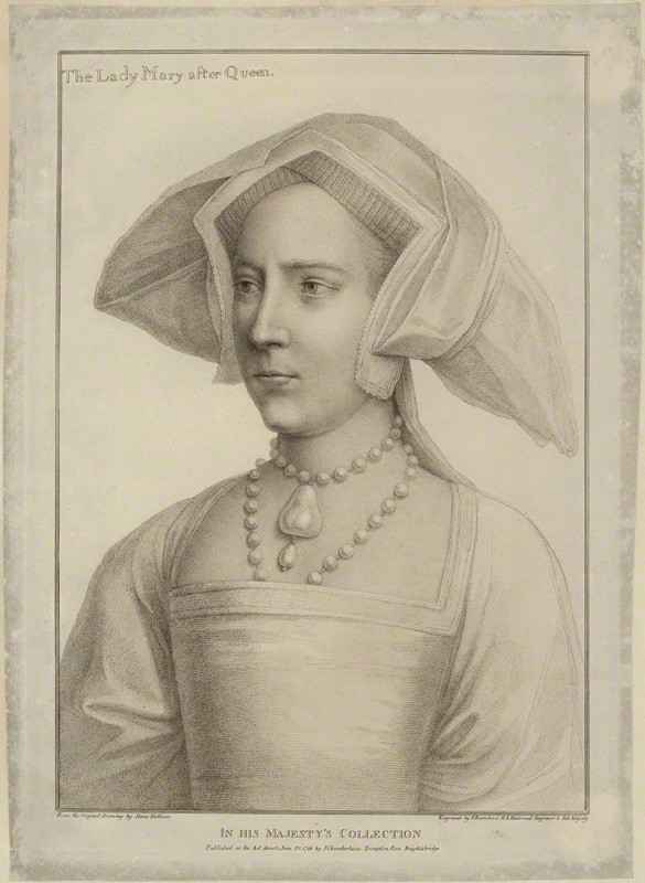 by Francesco Bartolozzi, after Hans Holbein the Younger stipple engraving, published 1796 NPG D24878