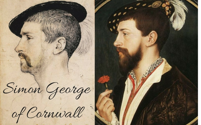 The drawing is related to a circular painting by Holbein in the St�del Museum, Frankfurt.