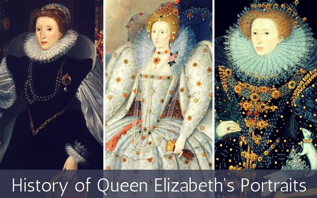 history-of-elizabeths-portraits