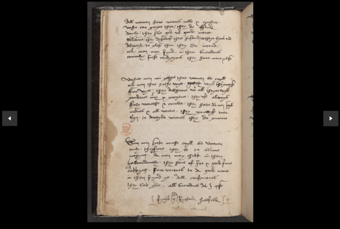 The Devonshire Manuscript