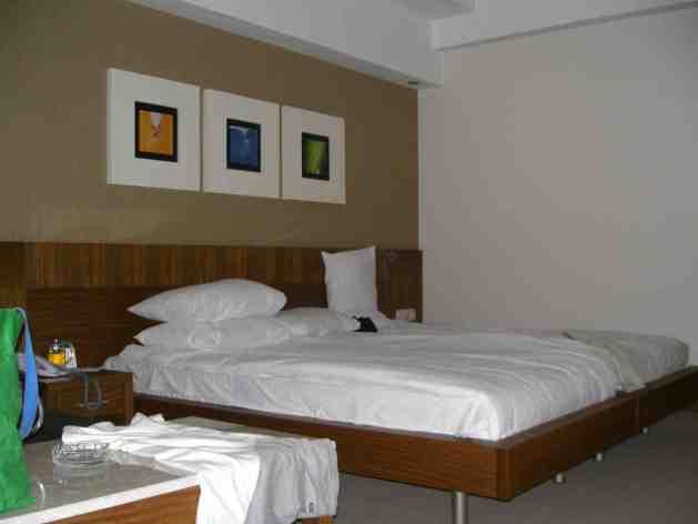 Zimmer im Voyage Belek