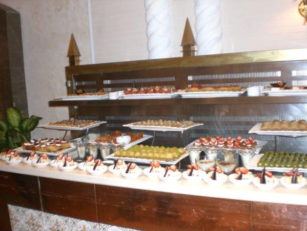 Amara Dolce Vita Dessertbufett