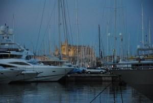 Yachthafen in Palma