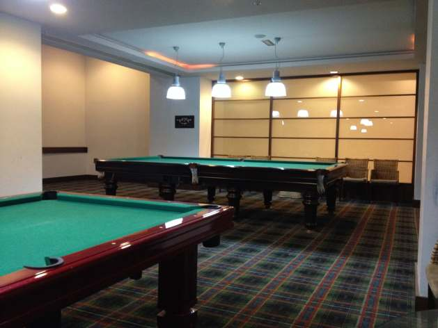 Snooker und Billard