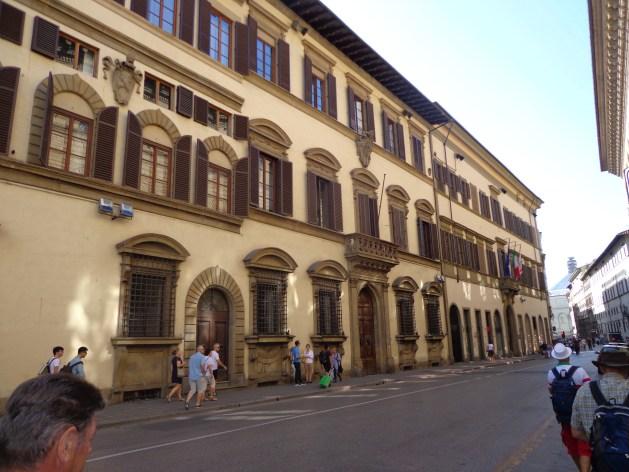 Florenz Palazzo Medici