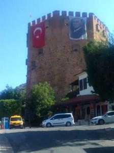 Roter Turm Alanya