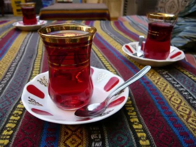 Türkisches Teeglas