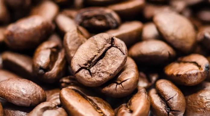 geröstete Kaffebohnen von Türkischem Kaffee