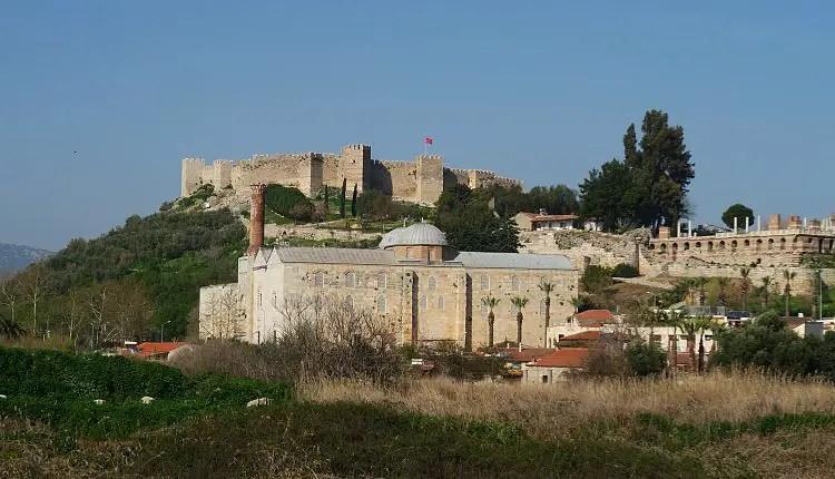 Zitadelle und Moschee in Selcuk