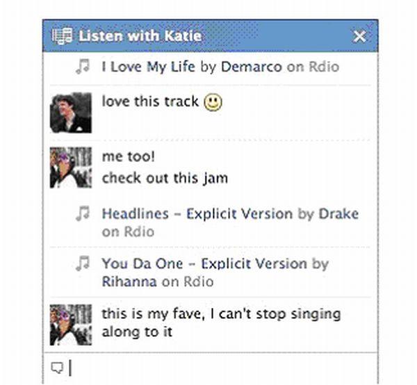 facebook escucha con