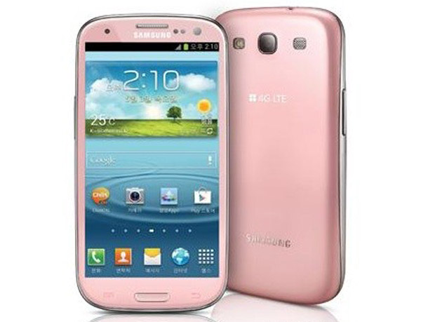 Samsung galaxy S3 rosa 00