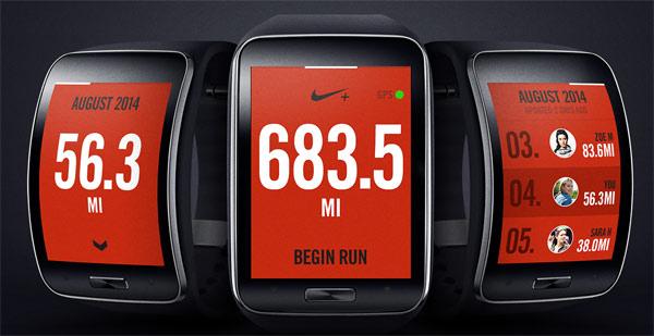 Samsung Gear S Nike 02
