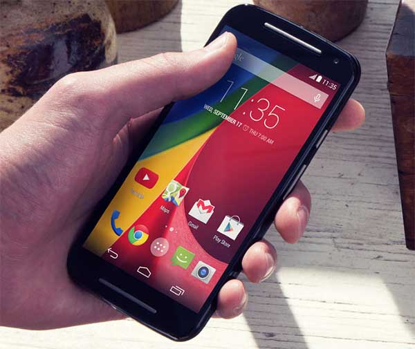 Permalink to Motorola Moto G 2014, precios y tarifas con Amena