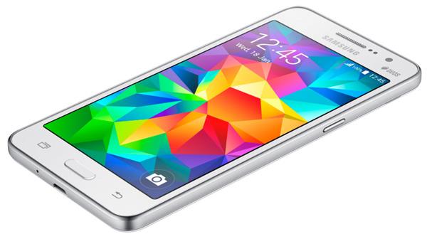 Foto: Samsung® Galaxy Grand Prime filtró en Internet 01