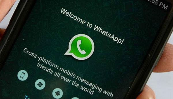 WhatsApp programación