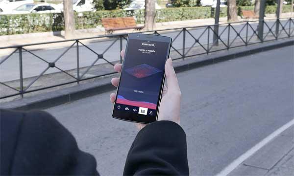 Smarttress App