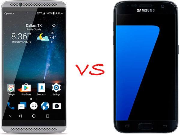 Permalink to Comparativa ZTE Axon 7 vs Samsung Galaxy S7