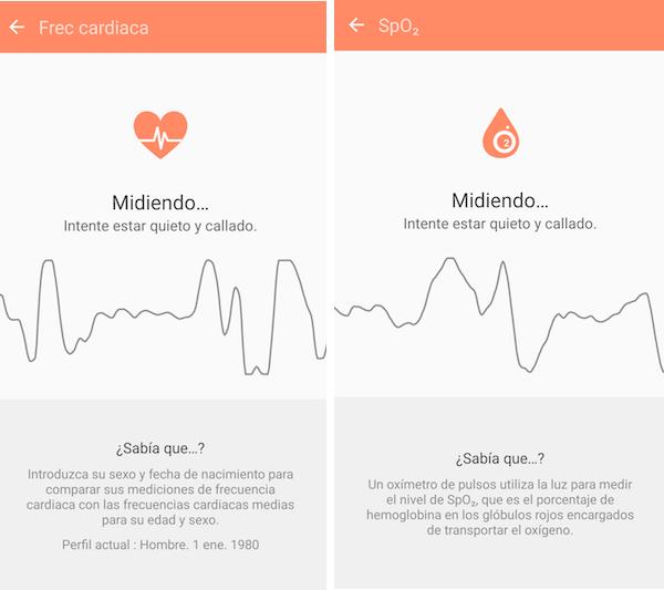 Samsung Galaxy S7: S Health