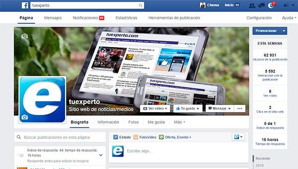 facebook tuexperto.com