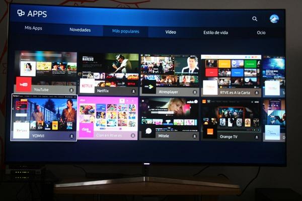 Permalink to Las mejores apps que puedes encontrar en las Smart TV 2016 de Samsung