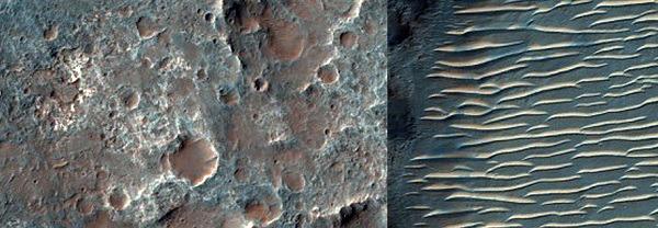 Marte HiRISE