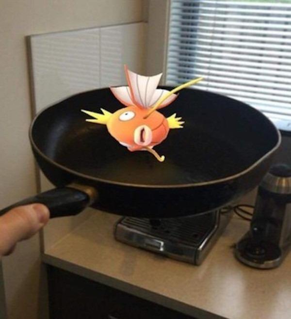 magikarp-frying-pan-pokemon-go