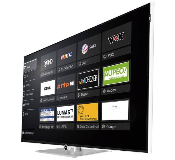 loewe one 55 uhd un televisor 4k con buenas prestaciones movilescelular. Black Bedroom Furniture Sets. Home Design Ideas