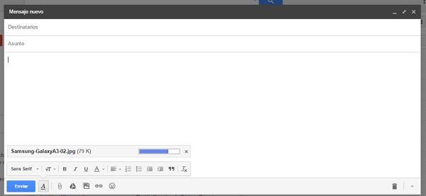 gmail insertar adjunto