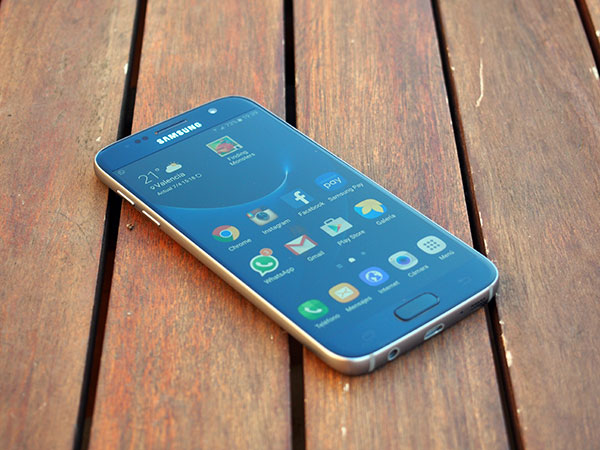 samsung galaxy s7 android 7.0