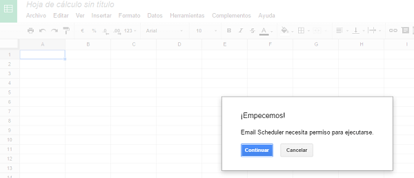 permisos gmail