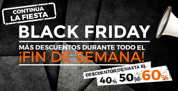 black friday pccomponentes final de semana