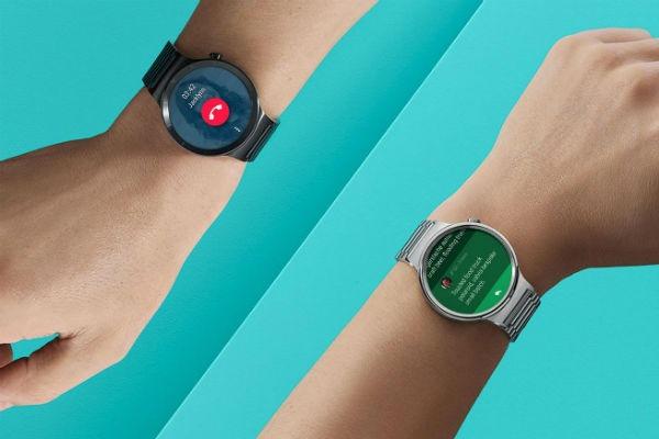 Así serán los dos nuevos relojes inteligentes de Google ...